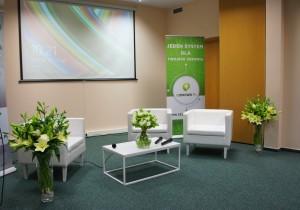 konferencja na zielono